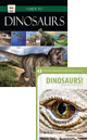 Dinosaurs book & DVD pack