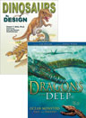 Dinosaurs + Dragons 2 book pack