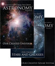 Not Told About Astronomy 3 DVD pack