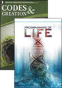 Programming of Life + Codes & Creation DVD pack