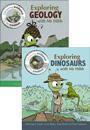 Mr Hibb Geology & Dinosaur books
