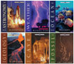 The complete set of six books on astronomy, fossils, geology, the ocean, the weather and caves.