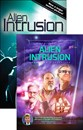 Alien Intrusion Book, Sticker & DVD pack