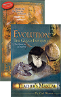 An exciting book and DVD pack for Christmas 2009 which contain the following: