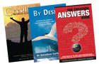 Three book pack includes:Creation Answers BookBy DesignCreation Without Compromise