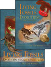 Living Fossils—Evolution: The Grand Experiment (Vol-2) book & DVD pack