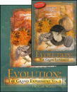 Evolution: The Grand Experiment book & DVD pack