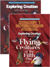 Exploring Creation with Zoology 1: Flying Creatures (textbook + notebooking journal)