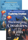 Exploring Creation with Zoology 2: Swimming Creatures (textbook + notebooking journal)