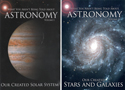 Our Created Stars and Galaxies + Our Created Solar System DVD pack