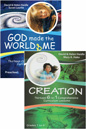 God Made the World & Me + Creation: Thirteen 6-in-1 Lessons pack