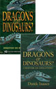 Dragons or Dinosaurs book & DVD pack