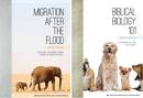 Migration After the Flood DVD + Biblical Biology 101 DVDs pack