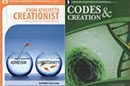 Codes and Creation + From Atheist to Creationist DVD pack