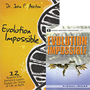 Evolution Impossible book & DVD pack