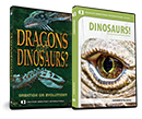 Dino-lovers DVD pack