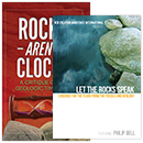 Rocks Arent Clocks book + Let the Rocks Speak DVD pack OI