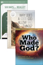 Big Questions DVD pack