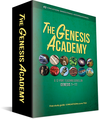 The Genesis Academy box set